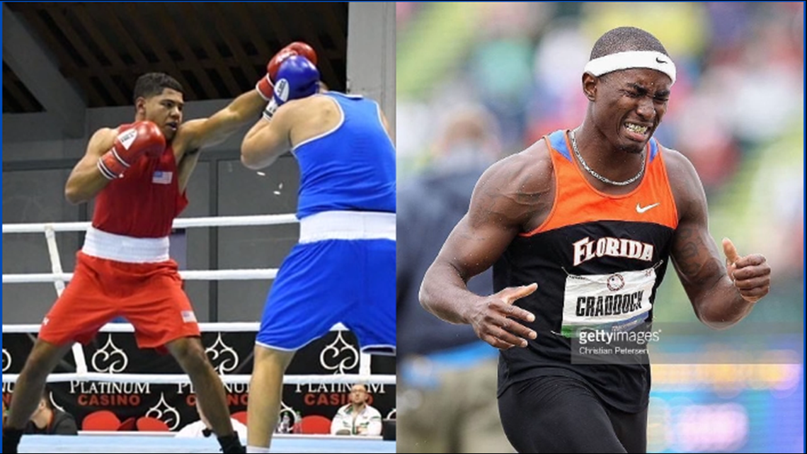 Going for the gold: two Killeen athletes on their way to Olympic glory
