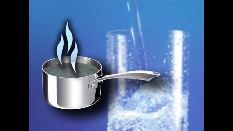 The city of Marlin issued a boil water notice Tuesday.
