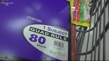 Money Talks: Back to school shopping during the sales tax holiday