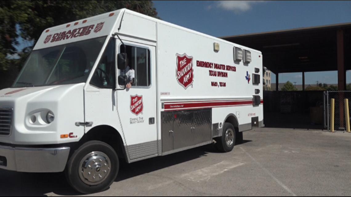 Salvation Army ready to listen and provide support