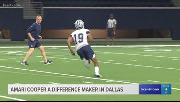 Amari Cooper key for Cowboys' offense