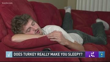 Verify: Does turkey really make you sleepy?