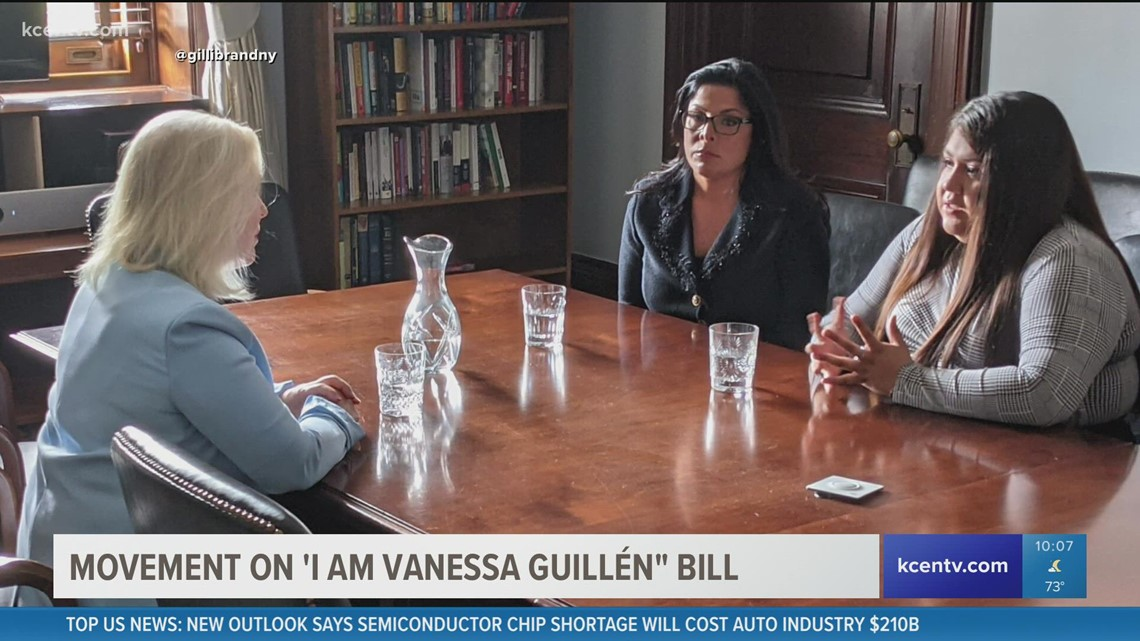 I Am Vanessa Guillen Act one step closer to becoming federal law