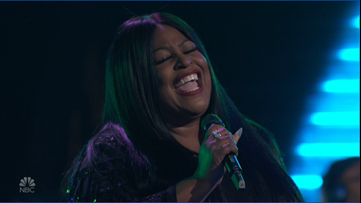 Killeen singer Rose Short learned her fate Tuesday night on 'The Voice'