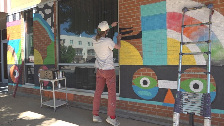 Wacotown Chalk + Walk event to benefit artists and small businesses