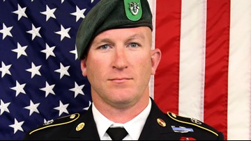 Memorial service scheduled for decorated Teague Army Sgt. Maj. killed in combat