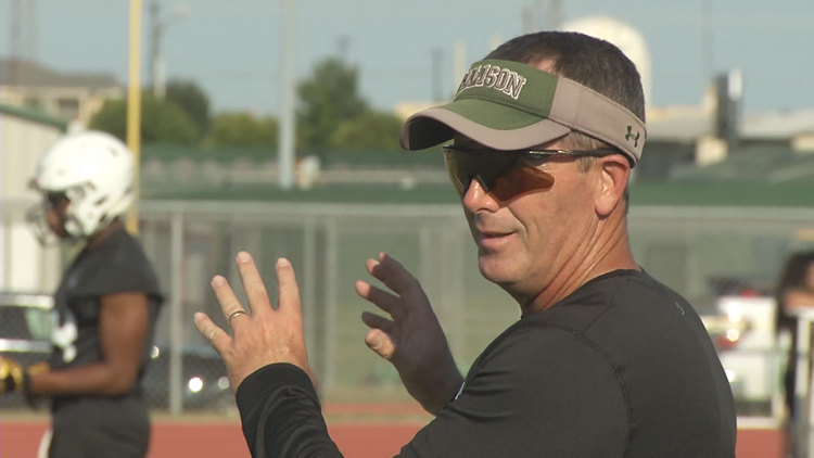 Ellison coach Todd Wright resigns