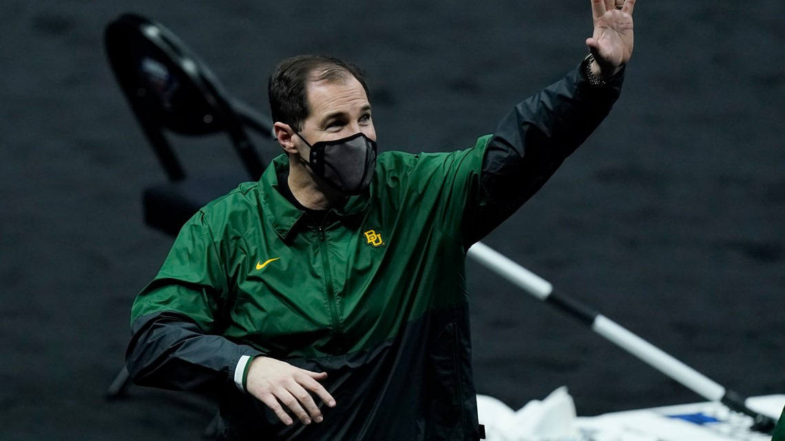 Baylor Coach Scott Drews says dad's lessons helped him build Bears along with players, staff