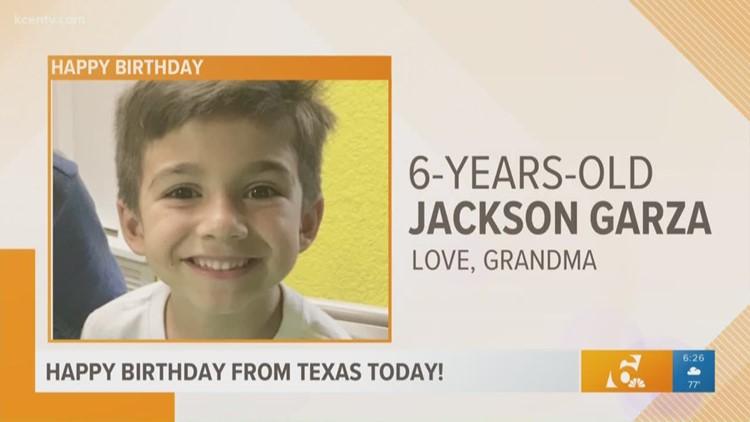 Happy birthday from Texas Today!