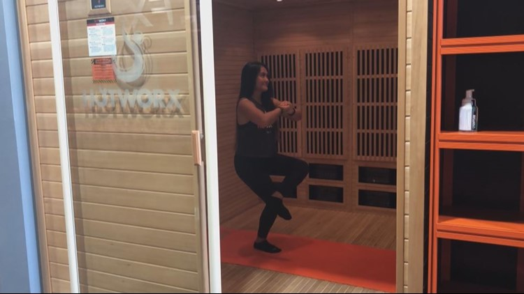 Your Best Life | Infrared sauna workouts helping Central Texans get fit