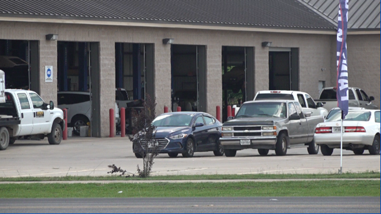Hiring issues keep truck in Killeen auto shop for a month