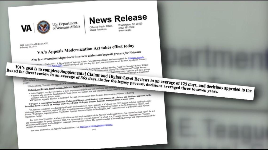 Flipboard: VA's Modernization Act takes effect