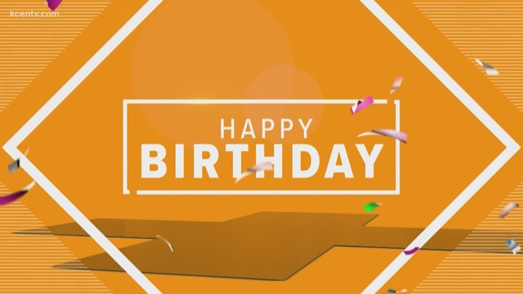 Happy Birthday from Channel Six News