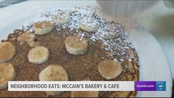 Neighborhood Eats: McCain's Bakery and Cafe in Salado