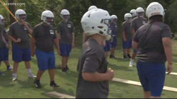 Expectations remain high in Bosqueville despite lack of experience