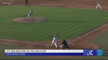 Baylor Baseball break out mercy rule vs. UT-Arlington