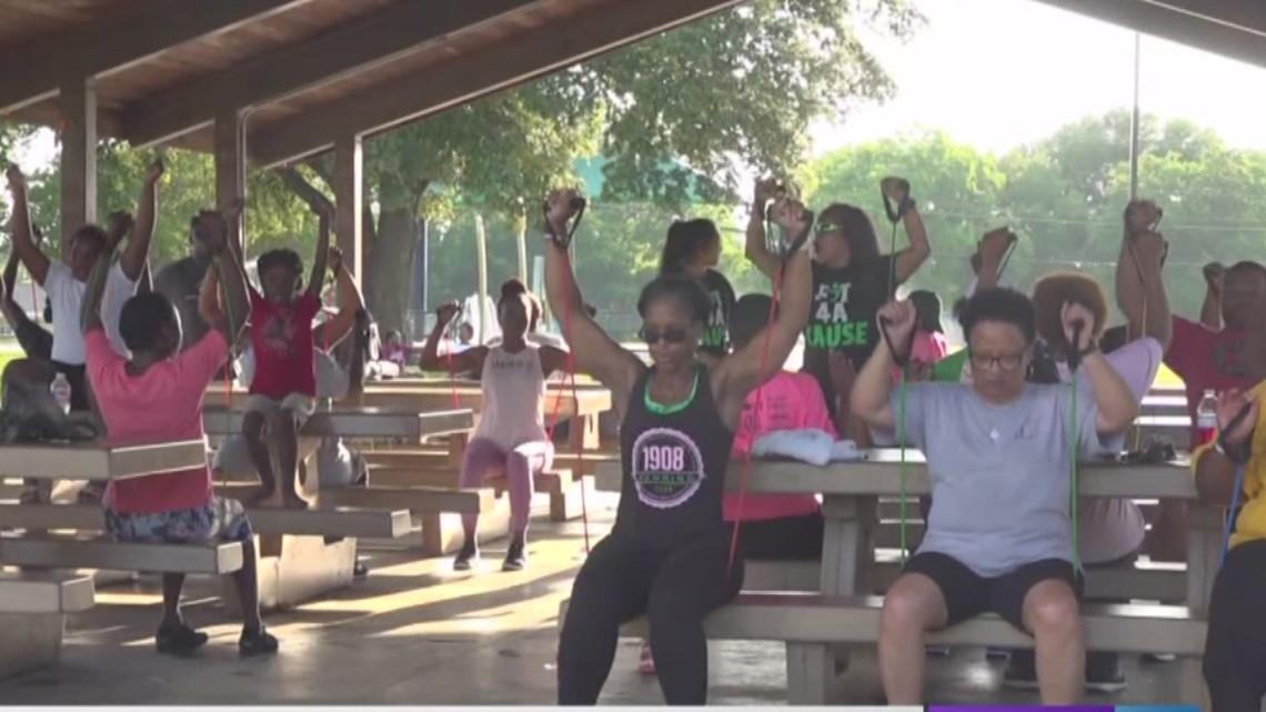Move East Waco initiative hopes to improve community's health