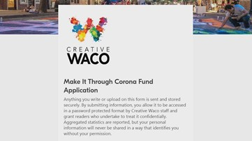 Creative Waco awarding grants to local artists