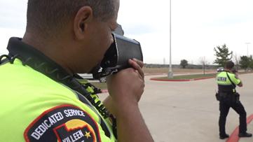 Killeen PD announces I-14 traffic detail after speeding complaints