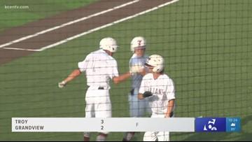 Troy baseball advances to Region Semifinals