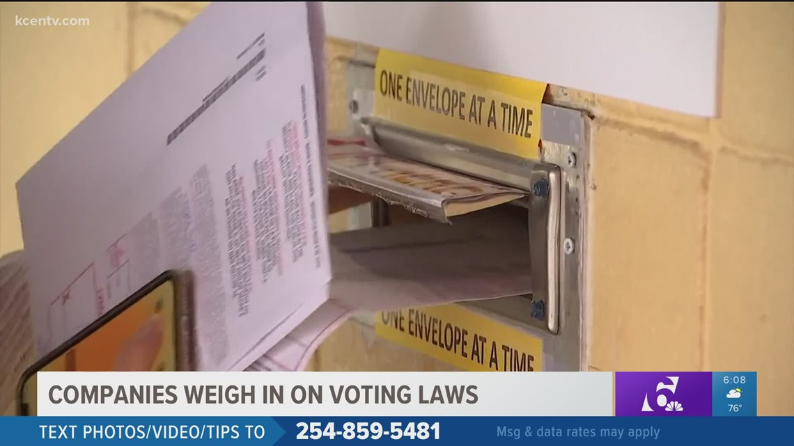 Texas Senate gets restrictive with mail-in voting ballots in new law