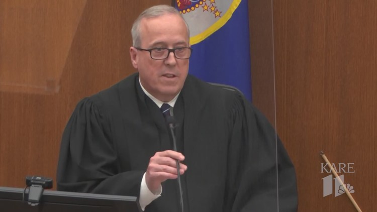WATCH: Derek Chauvin reacts to guilty verdict
