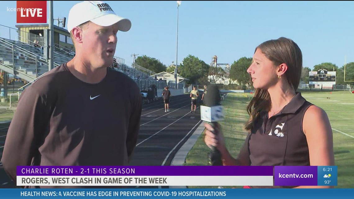 GOTW Preview: Interview with Eagles Head Coach Charlie Roten