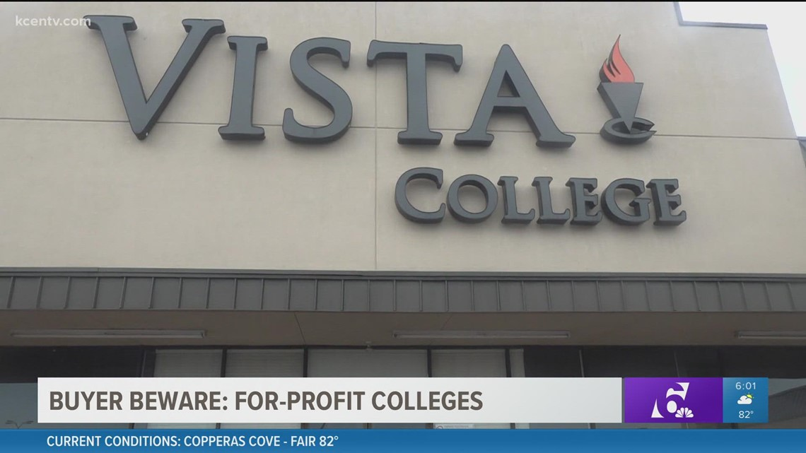 Buyer beware: For-profit colleges