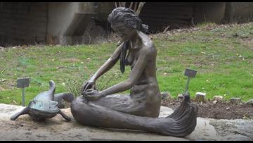 CenTex Mysteries: Sirena the Indian Mermaid in Salado