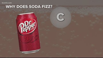 Meagan's Science Minute: Science in soda