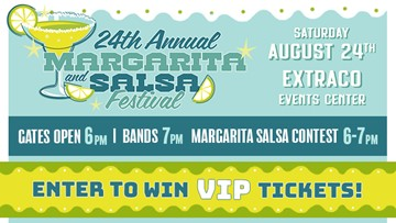 Win VIP Tickets to the 24th Annual Margarita and Salsa Festival