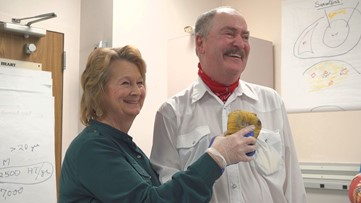 """""""Second chance at life is quite a gift"""" 