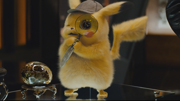 Box office catches 'Pokémon Detective Pikachu' for Mother's Day weekend