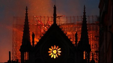 Central Texas Catholics, art history expert react to Notre Dame Cathedral fire