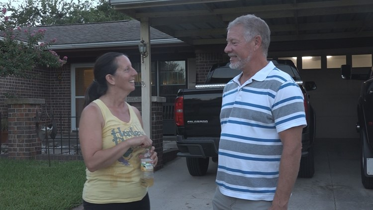 Heart of Central Texas:  Copperas Cove couple cleans up the community