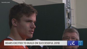 Baylor Football excited to build on successful 2018