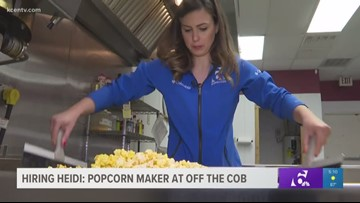 Hiring Heidi: Popcorn Maker at Off the Cob