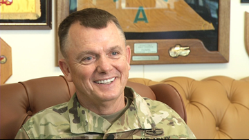 Lt. Gen. Paul Funk to leave Fort Hood, promoted to four star general