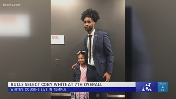 UNC's Coby White selected by Bulls, cousins from Temple made it to NBA Draft