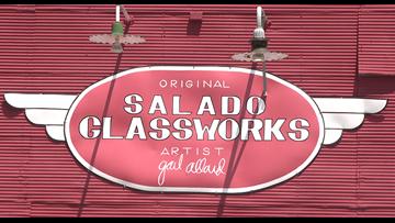Salado Glassworks decides to stay