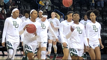 Top-seed Baylor Lady Bears throttle 16-seed Abilene Christian in first round of NCAA Tournament