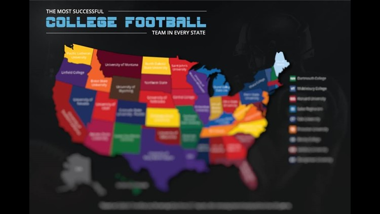 <p>Try to think of the most successful NCAA football program in Texas.</p><p>Who comes to mind? Texas? Texas A&M? Baylor? Texas Tech? TCU?</p><p>If you guessed any of these, you would be wrong.</p>