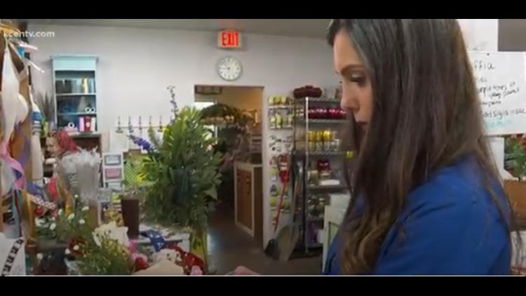 Can Heidi make the perfect flower arrangement? | Hiring Heidi