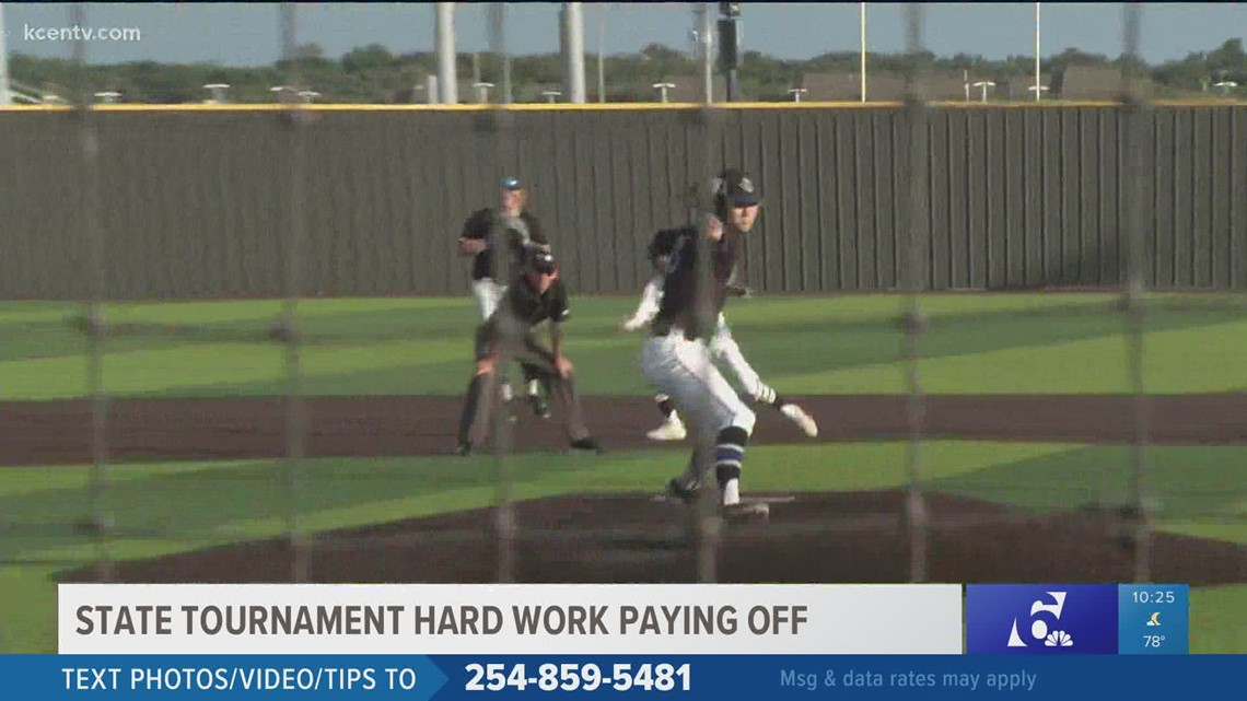 Bulldogs' hard work paying off at state tourney