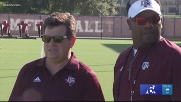 LSU hires Texas A&M's Woodward as new AD