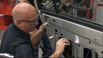 Caliber Collision partners up with Fort Hood