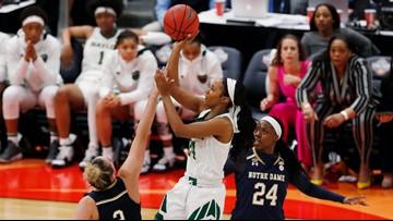 Kalani Brown and Chloe Jackson eye WNBA Draft on Wednesday