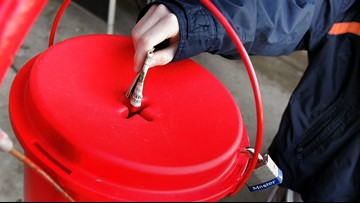 Last day to donate to Salvation Army's Red Kettle campaign