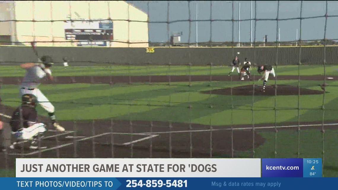 Bosqueville Bulldogs set to face Garrison in baseball semifinal