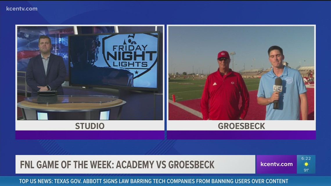 GOTW: Preview with Grosebeck Head Coach Jerry Bomar